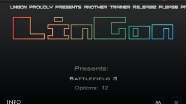 Battlefield 3: Трейнер/Trainer (+12) [1.09] {LinGon}