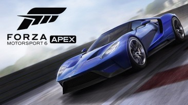Forza Motosport 6: Apex можно получить бесплатно в магазине Microsoft Store на PC
