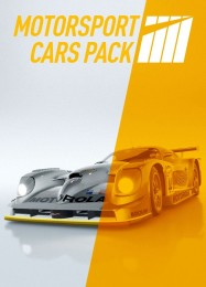 Обложка игры Project CARS 2 - Motorsport Cars Pack