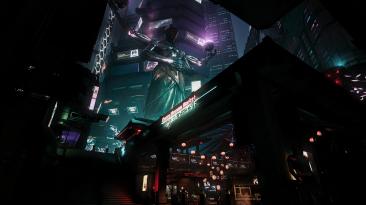 """Cyberpunk 2077 """"Темный панк"""""""