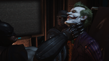 Batman: Arkham Asylum Возрождение