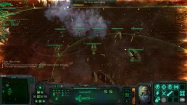 """Battlefleet Gothic Armada """"прохождение на русском The Exterminatus глава 3 Ч2 обзор """""""