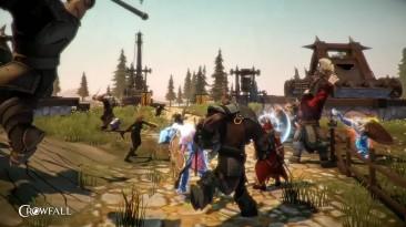 Crowfall - MMORPG, в которой можно победить, и ворох интересных фактов об онлайн-играх