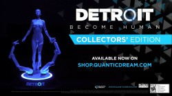 Состоялся выход коллекционного издания ПК-версии Detroit: Become Human