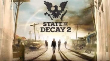 State of Decay 2: Трейнер/Trainer (+11) [1.3524.98.2] {MrAntiFun}