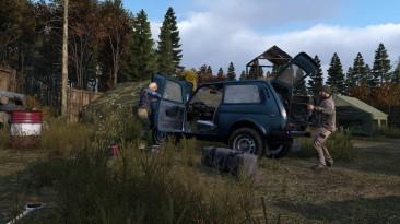 Рыбалка и медведи - DayZ получила новое обновление