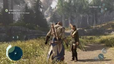 6 минут геймплея из ремастера Assassin's Creed 3