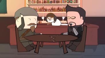 Уэс и Флинн Играют в Mafia III [s02e09]
