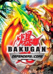 Обложка игры Bakugan Battle Brawlers: Defenders of the Core
