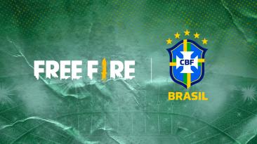 Free Fire объявили о сотрудничестве с Бразильской конфедерацией футбола