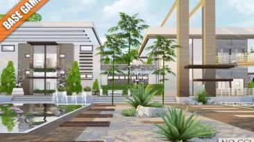 "The Sims 4 ""Современный дом Zen 5"""