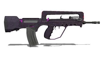 "Counter-Strike: Global Offensive ""FAMAS | Purple Web"""