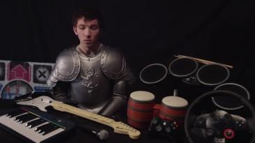 Игровые рекорды: прохождения Dark Souls на разные инструментах