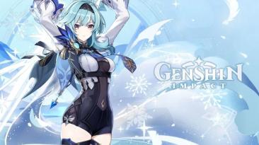 Genshin Impact демонстрирует изящный боевой стиль Эолы в новом геймплейном трейлере