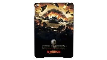 """Чехол-крышка """"World of Tanks"""" для iPad Air [ограниченное издание]"""