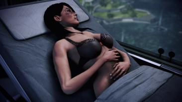 """Mass Effect Legendary Edition """"Сексуальное нижнее бельё Эшли"""""""