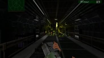 Демонстрация демо-версия мода Aliens: Eradication для Doom 2