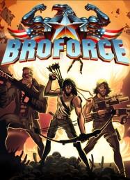 Обложка игры Broforce