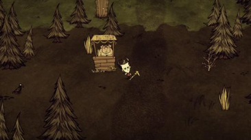 "Don't Starve ""[SW\ROG] PIG SHOP"""