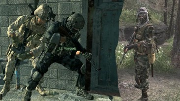"Call of Duty 4: Modern Warfare ""Лоялисты против бойцов Аль-Асада"""