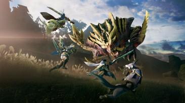 Продажи Monster Hunter Rise превысили 6 миллионов копий