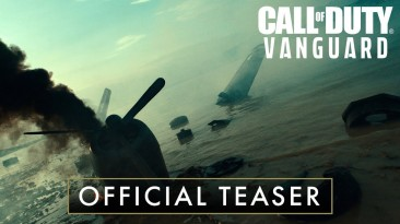 Тизер-трейлер Call of Duty: Vanguard