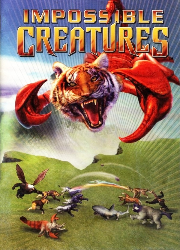 impossible creatures cheat: