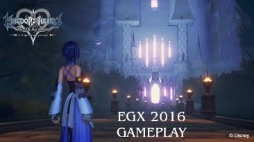 16 минут игрового процесса из Kingdom Hearts 0.2 Birth by Sleep - A Fragmentary Passage