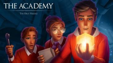 Головоломка The Academy: The First Riddle выходит в этом месяце