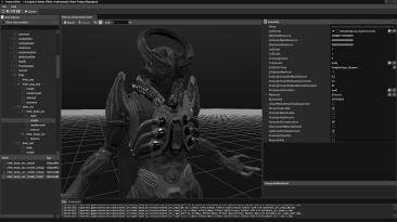 """Mass Effect: Andromeda """"Набор для Экспорта 3D моделей и Моддинга"""""""