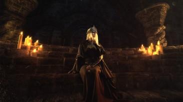 Россиянка снялась в образе хранительницы огня из Dark Souls III - вышло невероятно красиво