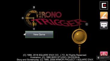 Square Enix займётся ужасным портом Chrono Trigger на ПК