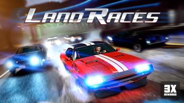 Соревнуйтесь за тройные награды в гонках по суше на этой неделе в GTA Online