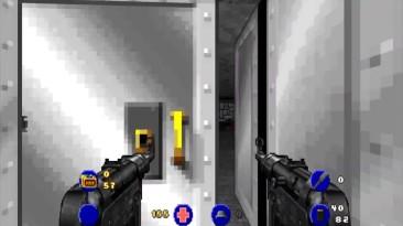 Wolfenstein 3D Brutal - разносим фрицев в новом качестве