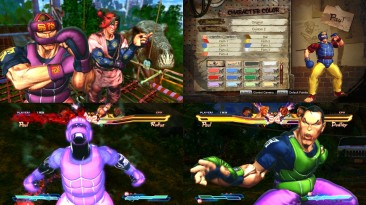"""Street Fighter X Tekken """"Paul - Dan Boxing"""""""