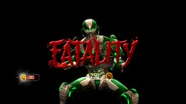 """Mortal Kombat """"Reptile Cyborg(mesh swap)"""""""
