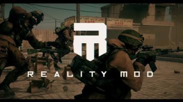 Первый трейлер модификации Battlefield 3: Reality Mod