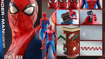 Впечатляющая фигурка Человека-паука из игры Marvel's Spider-Man поступит в продажу
