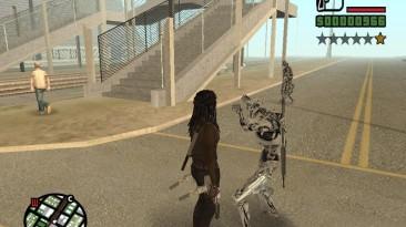 "Grand Theft Auto: San Andreas ""Охота за Сиджеем терминаторов Т-800 (SA) 1.0"""