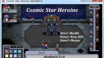 Cosmic Star Heroine: Трейнер/Trainer (+3) [1.0] {Abolfazl-k}
