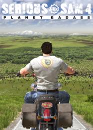 Обложка игры Serious Sam 4: Planet Badass