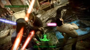 "Fallout 4 ""Lightsaber Renew (Световой меч - Обновлено)"""