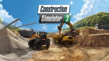 Видео игрового процесса Construction Simulator 3 - Console Edition