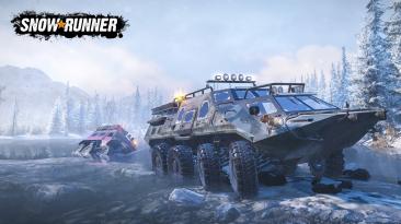 В Steam состоялся релиз SnowRunner