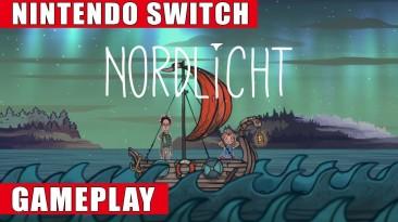 Видео игрового процесса Switch-версии Nordlicht