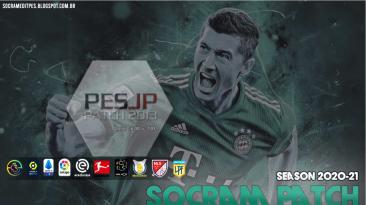 """PES 2013 """"Socram патч сезон 2021"""""""