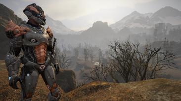 Перестрелки с монстрами и исследование мира в новом геймплее Elex 2