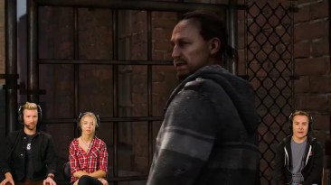 Трой Бейкер и Нолан Норт проходят The Last of Us