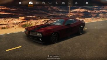 "Car Mechanic Simulator 2021 ""Dodge Challenger Drag Racing"