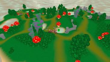 """Unreal Tournament 3 """"WAR-Marioland_Beta_1"""""""